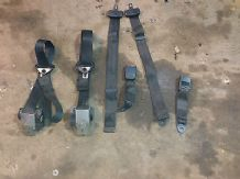 peugeot 205 1.6 1.9 cti cj full set of seat belts front and rear